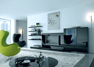 mobilier living Donizetti